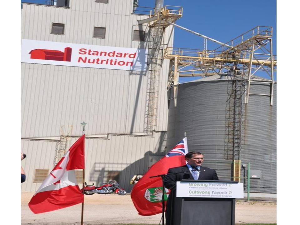 Winnipeg Alimentación Del Molino – Primero Instalar Clasificadores Infrarrojos