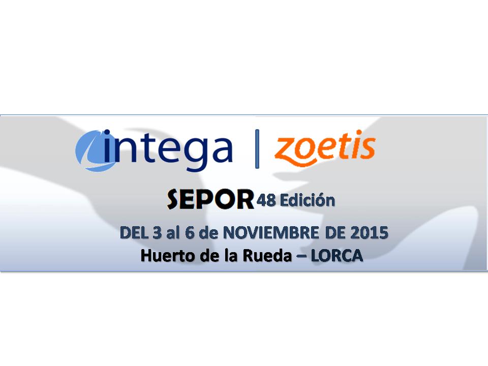 SEPOR 2015: Visita Nuestro Stand Del 3 Al 6 De Noviembre