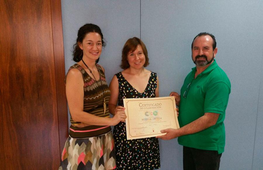 Intega Y Nuserga Colaboran En El Proyecto CICO Para La Búsqueda De Donantes De Medula