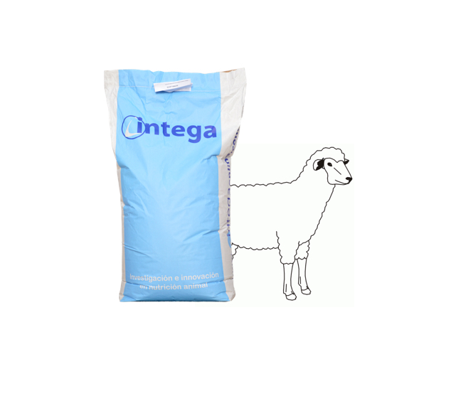 PIENSO COMPLEMENTARIO PARA OVEJAS LECHE INT N15 Image